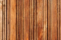 Vertical wood texture Stock Photos