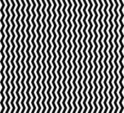 Vertical zigzag seamless  pattern Stock Photos