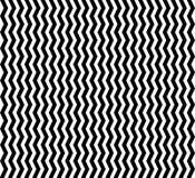 Vertical zigzag seamless  pattern Stock Photos