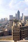 Verticale d'Atlanta Images libres de droits
