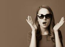 Verticale d'belles femmes Photo stock