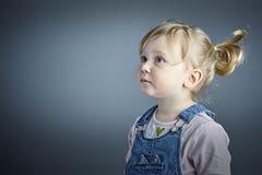 Verticale d'enfant mignon Photos stock