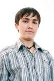 Verticale d'un adolescent Photo stock