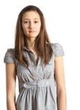 Verticale d'un adolescent Photos libres de droits