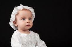 Verticale d'un enfant Photographie stock