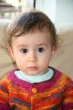 Verticale de bébé photos stock