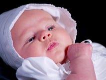 Verticale de bébé Image libre de droits