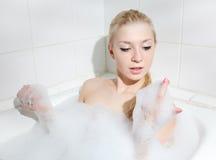 Verticale de Bath Image libre de droits