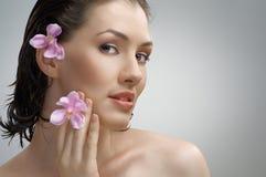 Verticale de beauté Image stock