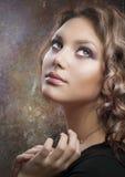 Verticale de beauté Image libre de droits