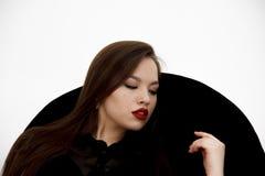 Verticale de beauté de femme sexy Photographie stock libre de droits