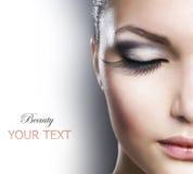 Verticale de beauté Images stock