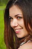 Verticale de femme Photographie stock libre de droits