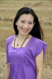 Verticale de femmes d'Asie Images stock
