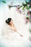 Verticale de femmes de mariage images libres de droits