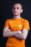 Verticale de mode de l'homme Photos libres de droits