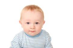 Verticale de petit bébé Photos stock