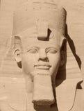 Portrait de Ramses 2ème Image libre de droits
