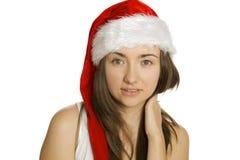 Verticale de Santa photos libres de droits