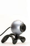 Verticale del webcam Fotografie Stock