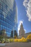 Verticale dell'edificio di Phoenix, Hartford, Connecticut fotografia stock libera da diritti