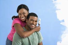 Verticale des couples Photos stock