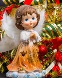 Verticale di angelo Immagine Stock