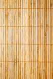 Verticale di bambù di struttura della stuoia Immagine Stock Libera da Diritti