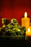 Verticale di Budha Fotografia Stock Libera da Diritti
