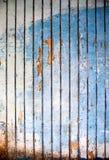 Verticale di legno della plancia dell'annata Fotografia Stock