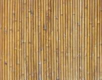 Verticale en bambou de texture Images libres de droits