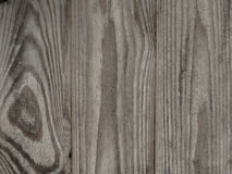 Verticale en bois de conseil de texture Photos libres de droits