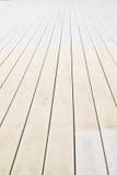 Verticale en bois de texture Photo libre de droits