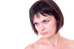 Verticale femelle Images libres de droits