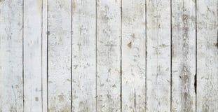 Verticale geschilderde planken - achtergrond Stock Afbeelding
