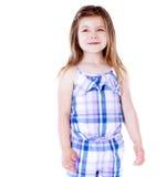 Verticale heureuse d'enfant Image stock