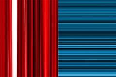 Verticale/horizontale achtergronden stock illustratie