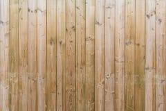 Verticale houten planken als achtergrondtextuur stock foto's