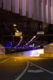 Verticale intérieure de tunnel moderne Photos stock