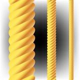 Verticale kolommen vector illustratie
