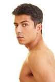 Verticale mâle photos stock