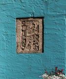 Verticale maya Image libre de droits