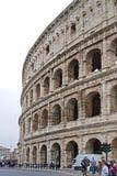 Verticale mening van colosseum royalty-vrije stock afbeelding