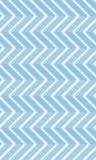 Verticale Naadloze het patroonachtergrond van Zigzaglijnen Stock Afbeelding