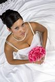 Verticale nuptiale Photographie stock