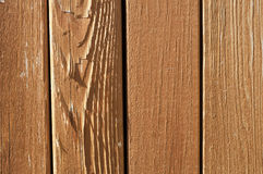 Verticale rode houten achtergrond Stock Fotografie