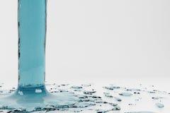 Verticale waterstroom Royalty-vrije Illustratie