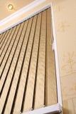 Verticale zonneblinden Stock Foto's