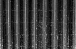 Verticale zwart-wit posterized textuurachtergrond Stock Fotografie
