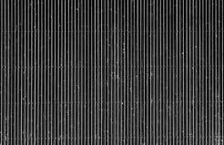 Verticale zwart-witte houten textuurachtergrond Stock Afbeelding